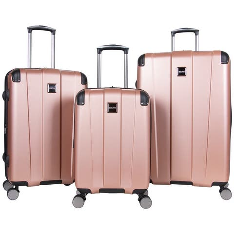 Kenneth Cole Reaction Continuum 3-Piece Lightweight Hardside Expandable 8-Wheel Spinner Luggage Set (20in/24in/28in Set)