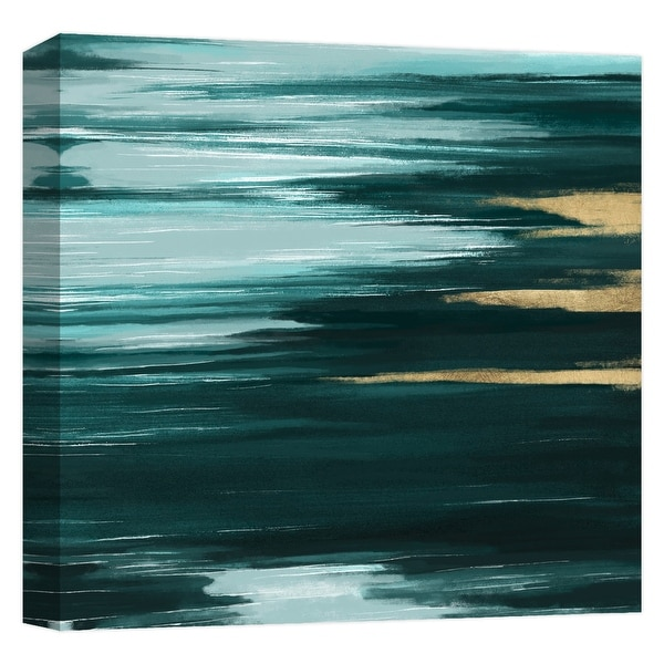 """PTM Images 9-124612 PTM Canvas Collection 12"""" x 12"""" - """"Abstract Print"""" Giclee Abstract Art Print on Canvas"""
