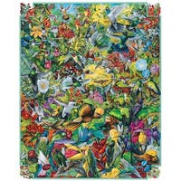 "Jigsaw Puzzle 1000 Pieces 24""X30""-Hummingbirds"