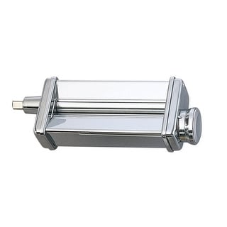 KitchenAid KPSA Pasta-Roller Attachment for KitchenAid Stand Mixers, Silver