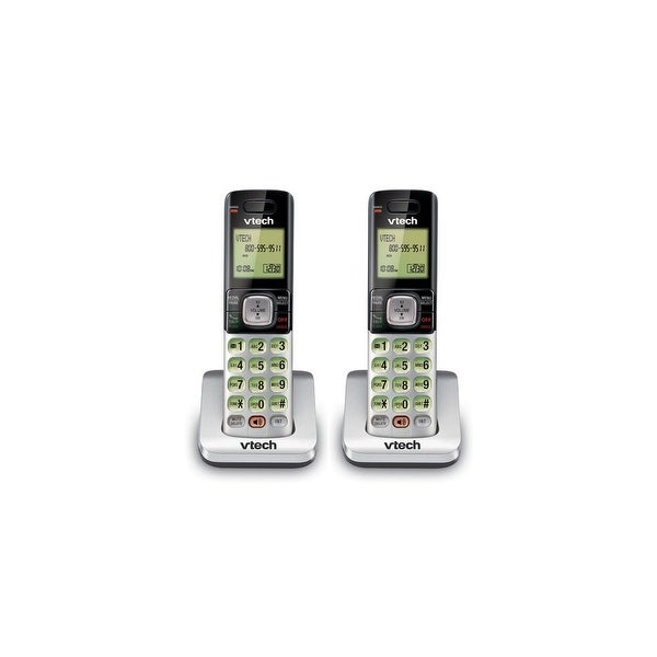 Vtech CS6709(2-Pack) Additional Handset w/ Message Waiting Indicator