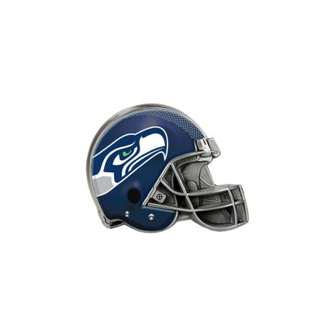 Great American Products Seattle Seahawks Helmet Trailer Hitch Cover Helmet Trailer Hitch Cover