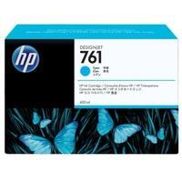 HP 761 400-ml Gray DesignJet Ink Cartridge (CM994A)(Single Pack)