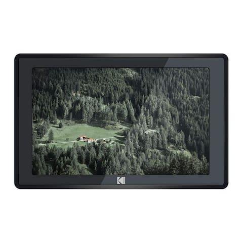 Kodak 10-Inch Touch Screen Wi-Fi Digital Picture Frame (Black)