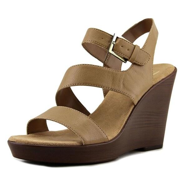 Aerosoles Explorative Women Light Tan Sandals
