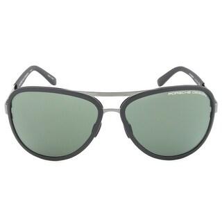 Porsche Design Design P8567 A Aviator Sunglasses