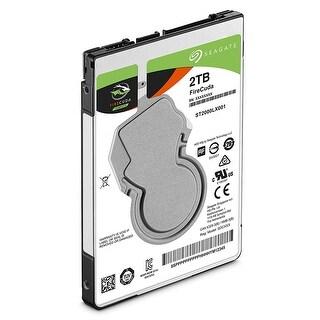"Seagate FireCuda Gaming SSHD 2TB SATA 2.5"" Laptop Hard Drive ST2000LX0001"