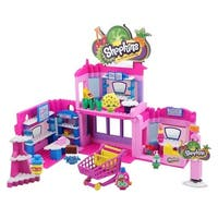 Shopkins C3 Deluxe Set Shopville Mall 8 Exclusive Characters - multi