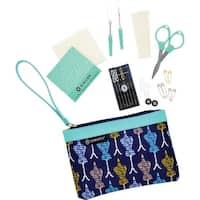 Wardrobe Wristlet Sewing Kit-
