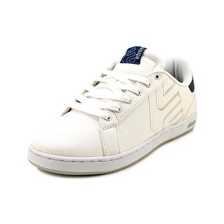 Etnies Fader LS Men Round Toe Canvas Skate Shoe