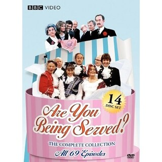 Are You Being Served: Complete Collection [DVD]