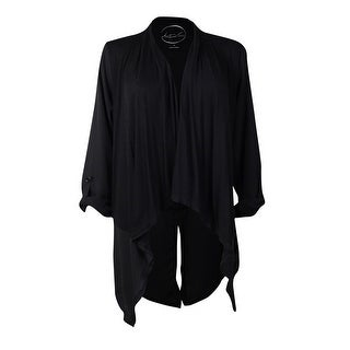 INC International Concepts Women's Tab Sleeve Cardigan - xs