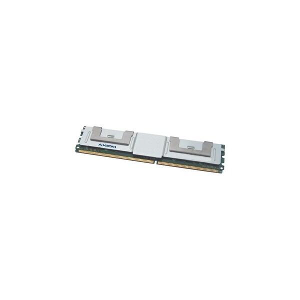 Axion AXG27091807/2 Axiom 8GB FBDIMM Kit (Low Power) TAA Compliant - 8 GB (2 x 4 GB) - DDR2 SDRAM - 667 MHz DDR2-667/PC2-5300 -