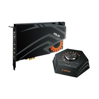 Asus Strix Raid Pro Sound Card