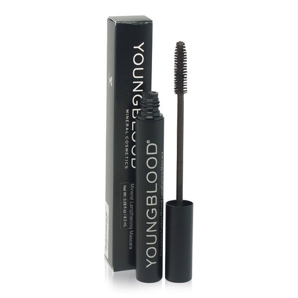 Youngblood Mineral Lengthening Mascara Mink 0.35 Oz