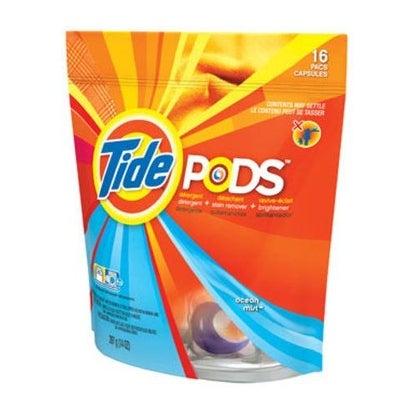 Tide 85996 Pods Laundry Detergent, Ocean Mist