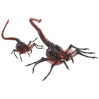 "Aliens 7"" Scale Action Figure: Queen Facehugger - multi"