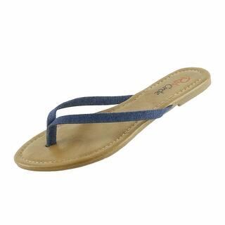 b4f5830f9c4d Buy Size 8.5 Flip Flops Women s Sandals Online at Overstock.com ...