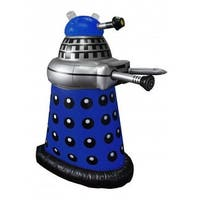 """Doctor Who Small 30"""" Inflatable Dalek Blue - multi"""