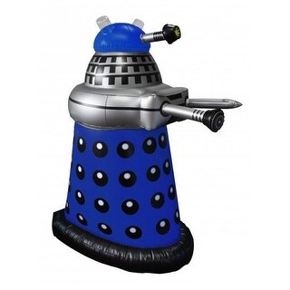 "Doctor Who Small 30"" Inflatable Dalek Blue - multi"