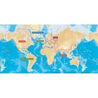 Navionics Flexible Coverage - MSD Global Regions Navionics Flexible Coverage - MSD Global Regions