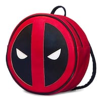 Deadpool Logo Die Cut Mini Backpack - One Size Fits most