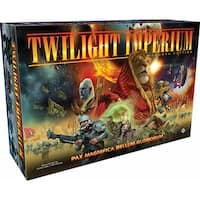 Twilight Imperium: 4th Edition Strategy Board Game - multi