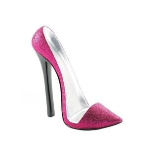 Pink High Heel Shoe Phone Holder