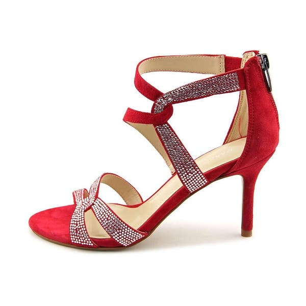 Shop Marc Fisher Womens Lexcie Open Toe Special Occasion Strappy