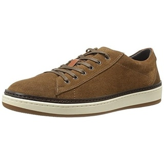 To Boot New York Mens Fields Suede Contrast Trim Fashion Sneakers - 10.5 medium (d)