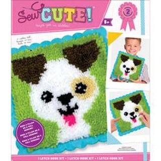 Puppy - Sew Cute! Latch Hook Kit