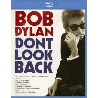 Bob Dylan: Don't Look Back - Blu-ray/DVD