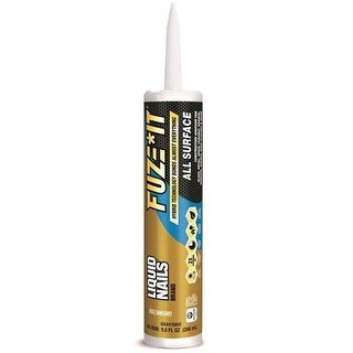 Liquid Nails LN-2000 All Surface Construction Adhesive, 9 Oz