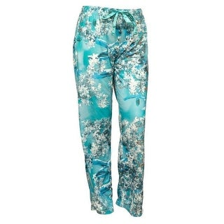 King's Camo Ladies Lounge PJ Pants Cool Mint