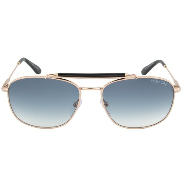d50a4c7991 Shop Tom Ford FT0339 28W Marlon Sunglasses - Free Shipping Today ...