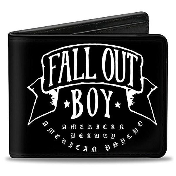 Fall Out Boy Bi-Fold Wallet