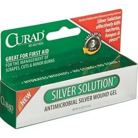 Curad .5 Oz Antimicrobial Gel