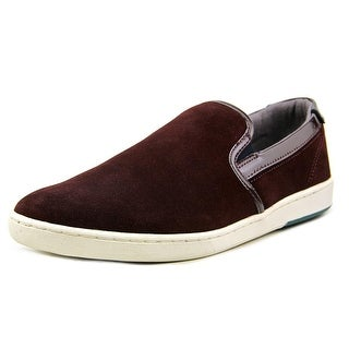 Ted Baker Chaise Round Toe Suede Sneakers