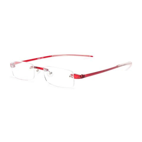 Readers.com The Beau Rectangle Reading Glasses