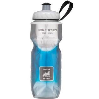 Polar Bottle Sport Insulated 20 oz Water Bottle - Blue Fade