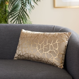 Link to Safavieh Verzla Decorative Throw Pillow Similar Items in Decorative Accessories