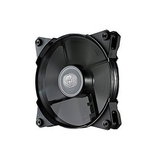 Cooler Master Jetflo 120 - Pom Bearing 120Mm High Performance Silent Fan For Computer Cases, Cpu Coolers, And Radiators