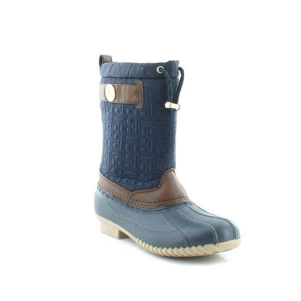 Tommy Hilfiger Romea Women's Boots Medium Blue - 5