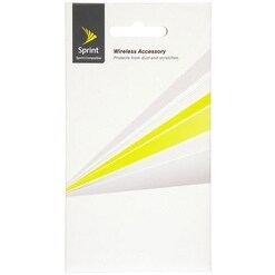 Ventev Universal Screen Protectors for Larger Devices - Clear