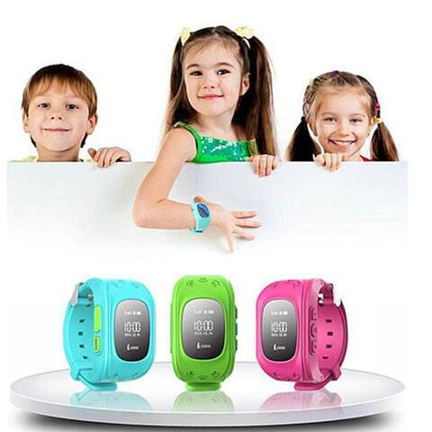 Kid Tracker GPS Smartwatch