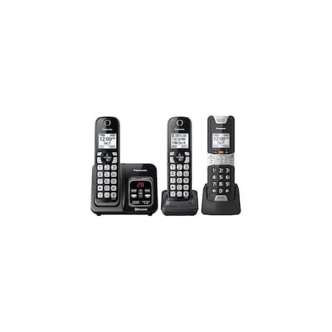 Panasonic KX-TGD583M2 3 Handset Cordless Phone