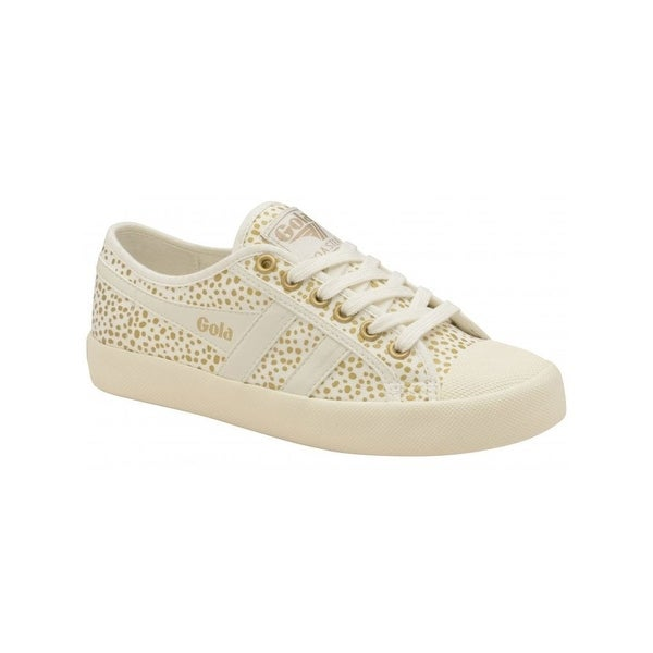 0babd1f49270 Shop Gola Women s Coaster Metallic Cheetah Sneaker - Free Shipping ...