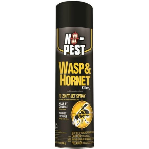 Spectrum HG-41331 No Pest Wasp and Hornet Killer, Jet Spray, 14 Ounce