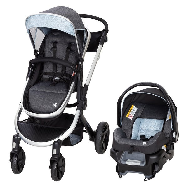 Baby Trend Go Gear Espy 35 Travel System,Blue Spectrum - Single Stroller. Opens flyout.