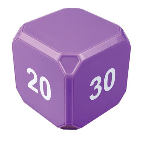 Datexx timecube plus preset timer purple df44